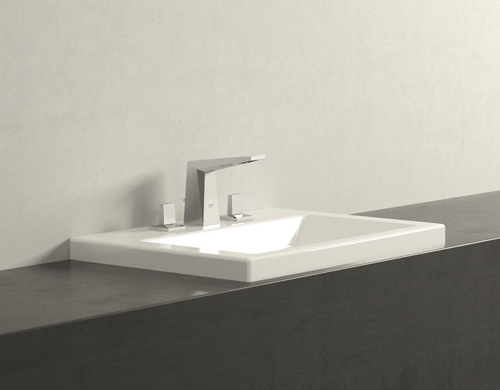 GROHE - GROHE Allure Brilliant S-SIZE + Duravit 2nd floor