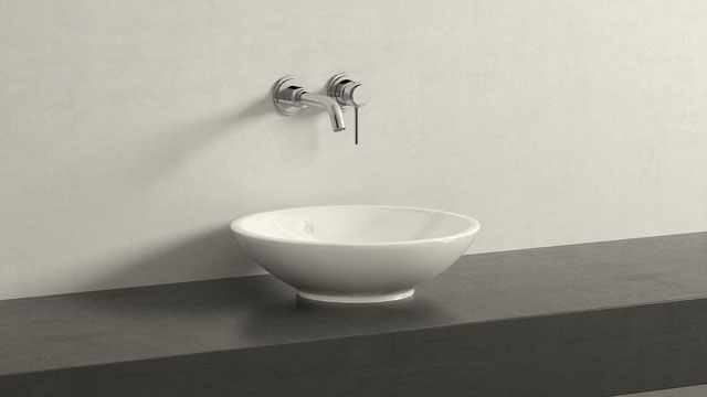 GROHE Atrio M-ГАБАРИТЫ + Villeroy&Boch Loop & Friends