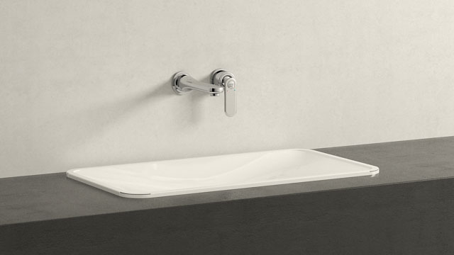 GROHE Veris M-SIZE + Alape Tangens.TA