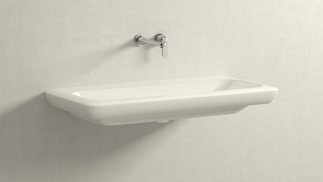 GROHE Veris L-TAILLE + Keramag it!