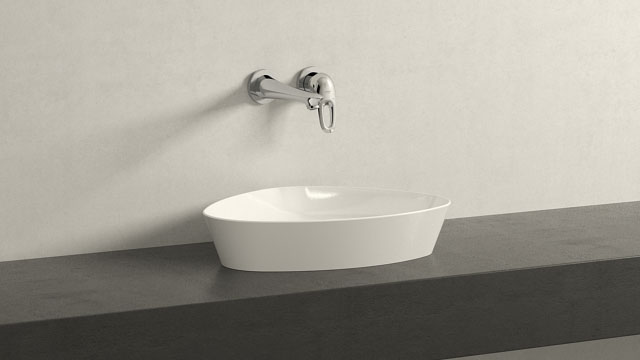 GROHE Eurosmart NEW M-TAILLE + Duravit Cape Cod