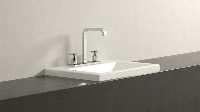 GROHE Allure L-TAILLE + Duravit 2nd floor
