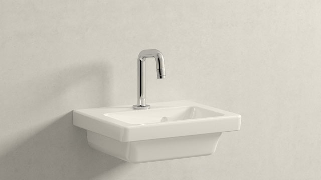 GROHE Universal XS-SIZE + Villeroy&Boch Subway 2.0