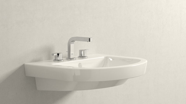 GROHE LINEARE L-SIZE + Villeroy&Boch Subway 2.0