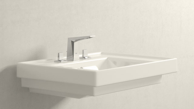 GROHE Allure Brilliant S-TAILLE + Allia CARAT