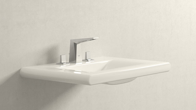 GROHE Allure Brilliant SΜΕΓΕΘΟΣ + Laufen Living Style