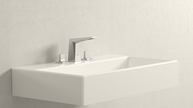 GROHE Allure Brilliant SΜΕΓΕΘΟΣ + Villeroy&Boch Memento