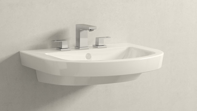 GROHE Eurocube S-SIZE + Villeroy&Boch Subway 2.0