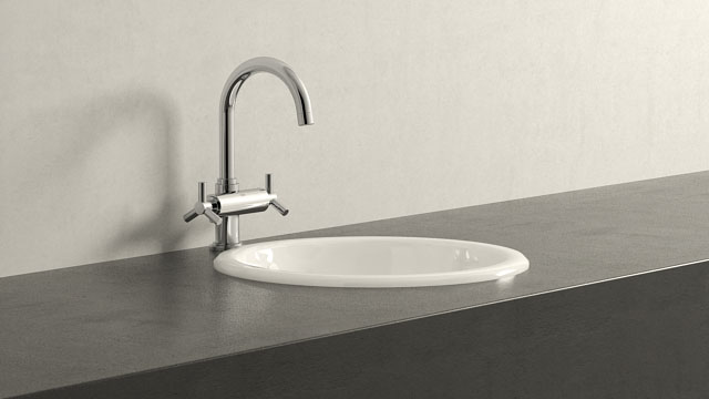 GROHE ATRIO L-ГАБАРИТЫ + Villeroy&Boch Loop & Friends
