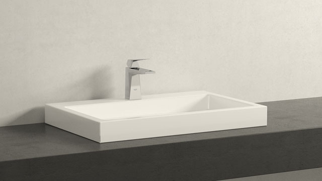 GROHE Allure Brilliant MWIELKOŚĆ + Alape X.plicit.RE
