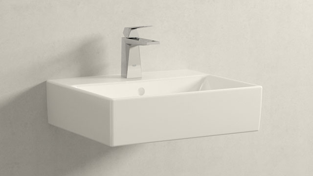 GROHE Allure Brilliant MΜΕΓΕΘΟΣ + Villeroy&Boch Memento