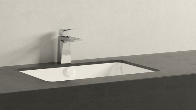 GROHE Allure Brilliant S-TAILLE + Duravit 2nd floor