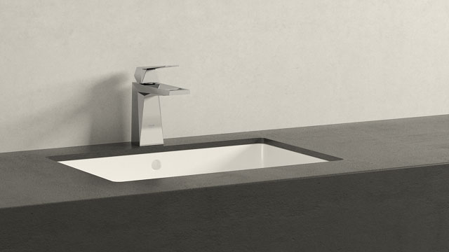 GROHE Allure Brilliant SΜΕΓΕΘΟΣ + Duravit Vero