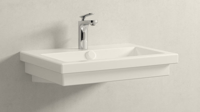 GROHE Veris S-TAILLE + Duravit 2nd floor