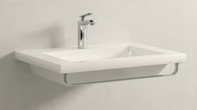 GROHE Veris S-SIZE + Laufen Living Square