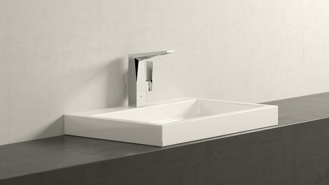 GROHE Allure Brilliant LWIELKOŚĆ + Alape X.plicit.RE