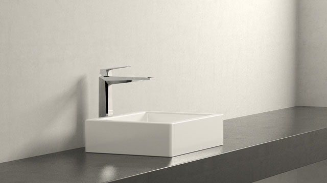 GROHE Allure Brilliant XLΜΕΓΕΘΟΣ + Duravit Vero
