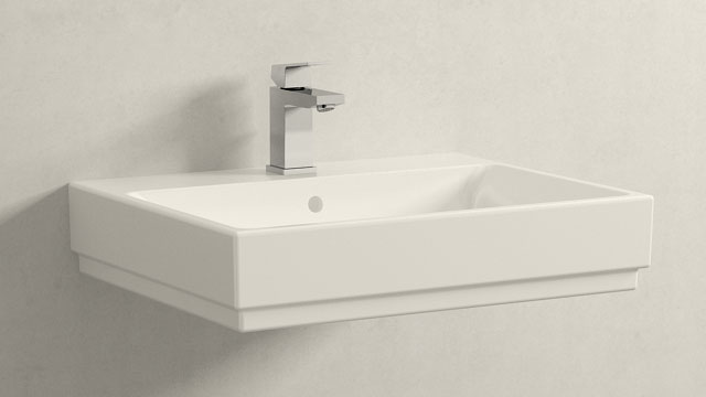 GROHE Eurocube S-SIZE + GROHE Cube Ceramic