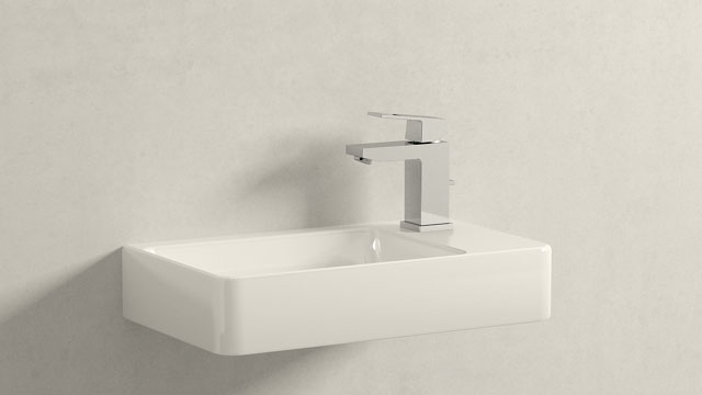 GROHE Eurocube S-TAILLE + Laufen Pro S