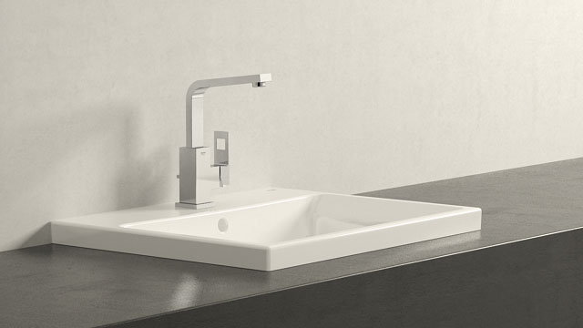 GROHE Eurocube L-SIZE + GROHE Cube Ceramic