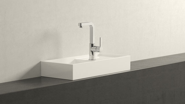 GROHE LINEARE L-SIZE + Burgbad Uomo