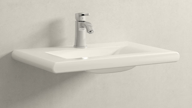 GROHE Grandera S-TAILLE + Laufen Living Style