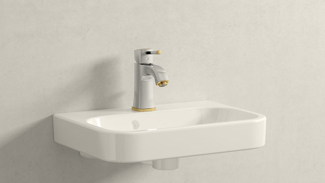 GROHE GRANDERA S-TAILLE + Duravit Happy D.2