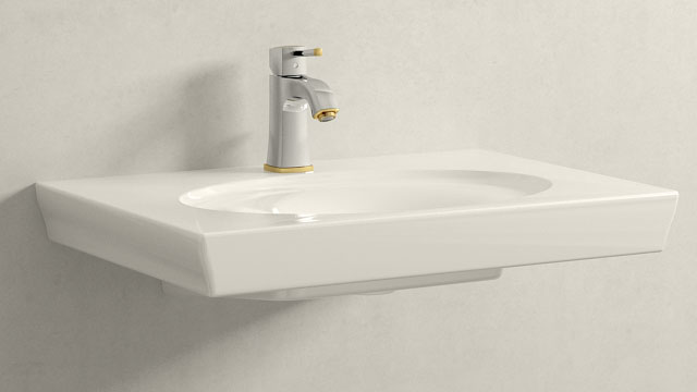 GROHE GRANDERA S-TAILLE + Villeroy&Boch LaBelle
