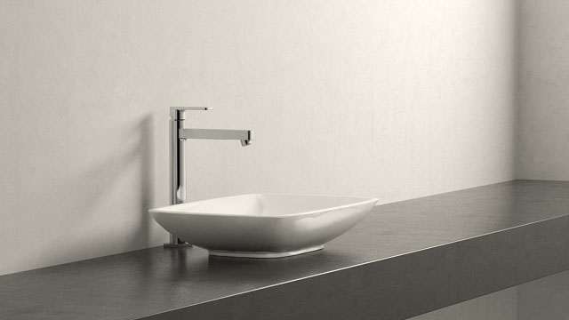 GROHE Quadra XL-SIZE + Villeroy&Boch Loop & Friends