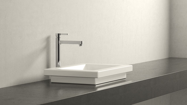 GROHE LINEARE XL-VELIKOST + Duravit 2nd floor