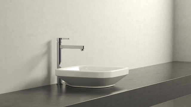 GROHE LINEARE XL-SIZE + Duravit Durastyle