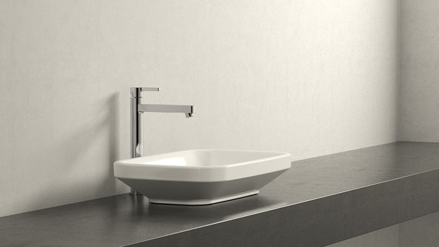GROHE LINEARE XL-VELIKOST + Duravit Durastyle