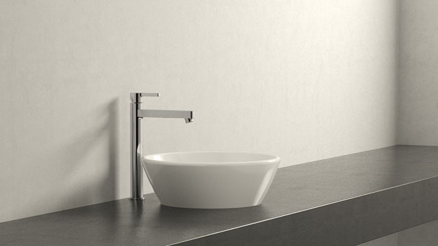 GROHE LINEARE XL-SIZE + Laufen Pro B