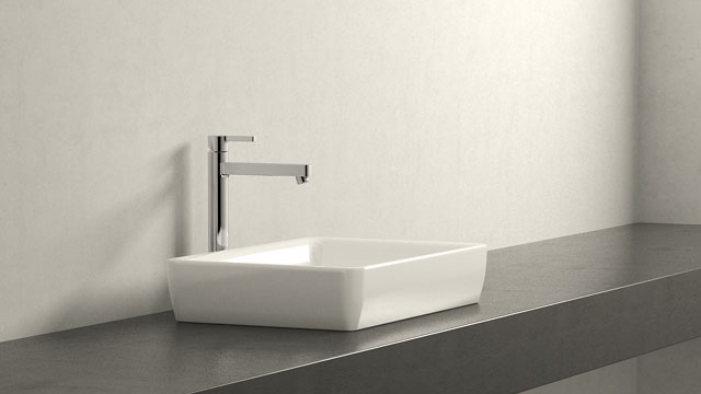 GROHE LINEARE XL-SIZE + Laufen Pro S