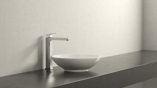 GROHE Eurocube XL-SIZE + Villeroy&Boch Loop & Friends
