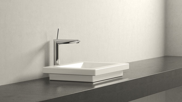 GROHE EURODISC JOY XL-TAMAÑO + Duravit 2nd floor