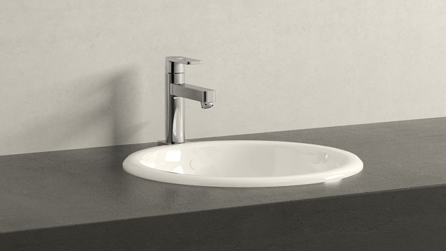 GROHE Quadra M-SIZE + Villeroy&Boch Loop & Friends