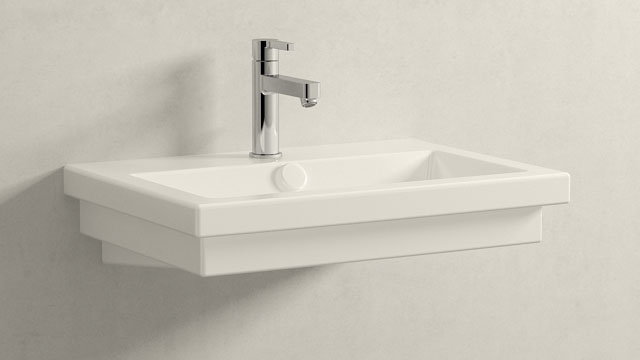 GROHE LINEARE M-VELIKOST + Duravit 2nd floor