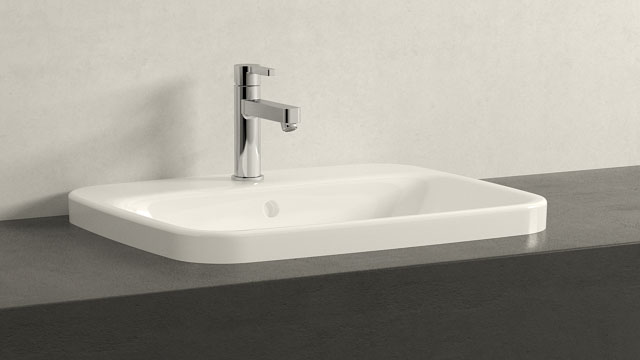 GROHE LINEARE M-SIZE + Duravit Durastyle