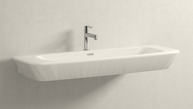 GROHE LINEARE M-VELIKOST + Keramag Silk