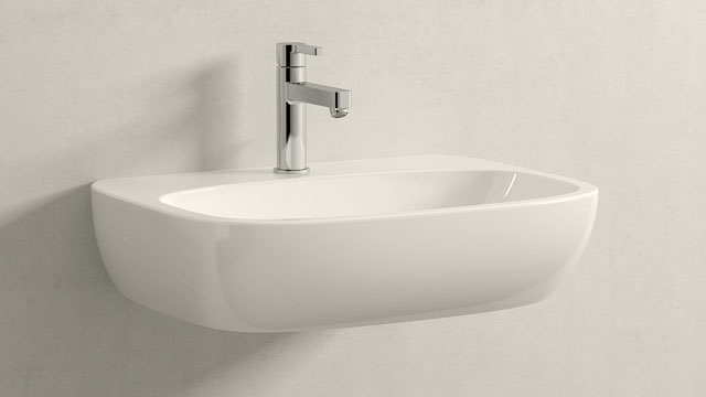 GROHE LINEARE M-VELIKOST + KOLO STYLE
