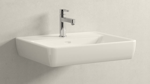 GROHE LINEARE M-SIZE + Laufen Pro A