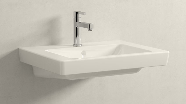 GROHE LINEARE M-SIZE + Villeroy&Boch Subway 2.0