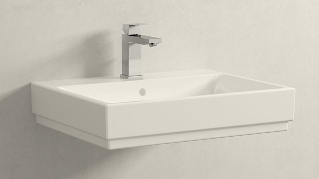 GROHE Eurocube M-SIZE + GROHE Cube Ceramic