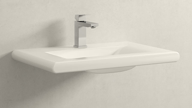GROHE Eurocube M-SIZE + Laufen Living Style