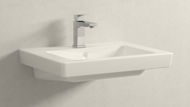 GROHE Eurocube M-SIZE + Villeroy&Boch Subway 2.0