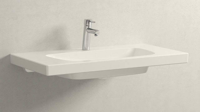 GROHE Concetto M-SIZE + Burgbad Max2