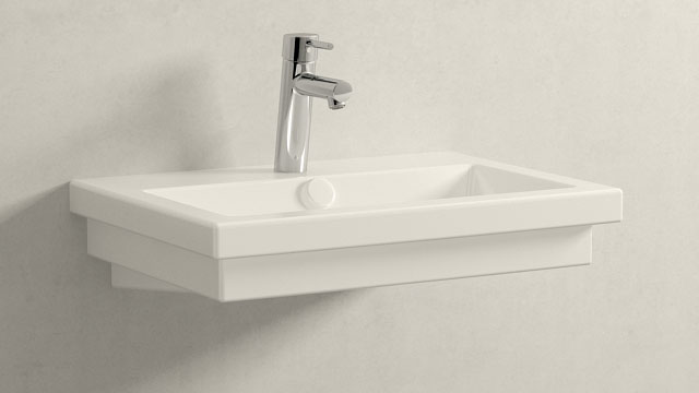 GROHE Concetto M-TAILLE + Duravit 2nd floor