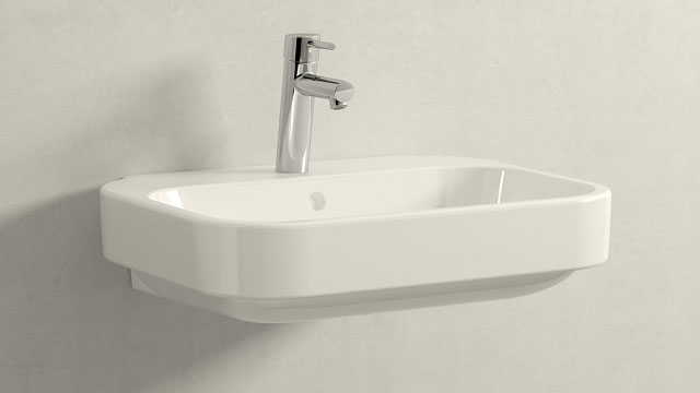 GROHE Concetto M-SIZE + Duravit Happy D.2