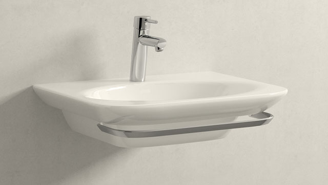 GROHE Concetto M-SIZE + Laufen Palace